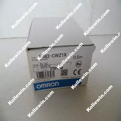 OMR E6B2-CWZ1X 300P/R Incremental  Encoder ,LINE DRVR ,5VDC,ABZ PHS  E6B2CWZ1X 300P/R  NEW in Box Free Shipping freeshipping omr incremental rotary encoder e6a2 cs5c 100p r e6a2cs5c 100p r 12 24v dc e6a2cs5c 100ppr new in box