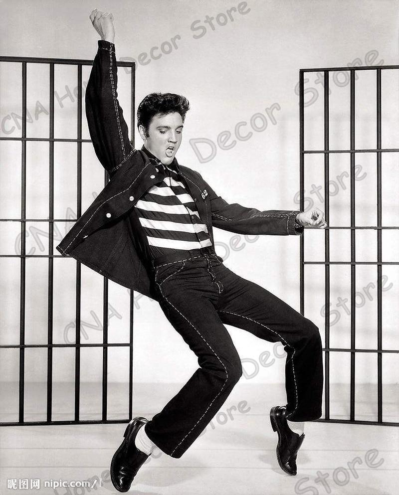 Elvis Photo Full Drill Mosaic Rhinestone 5D DIY Алмаз - Өнер, қолөнер және тігін - фото 6