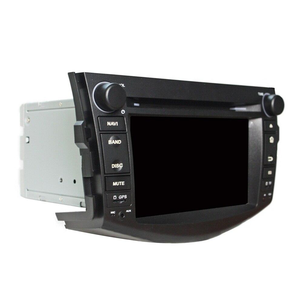 цена на OTOJETA Android 8.0 car DVD player octa Core 4GB RAM 32GB rom for toyota Rav4 2006-2012 3G dvr tape recorder stereo head units