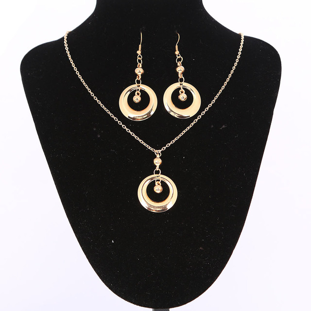 Statement Earring Necklace...
