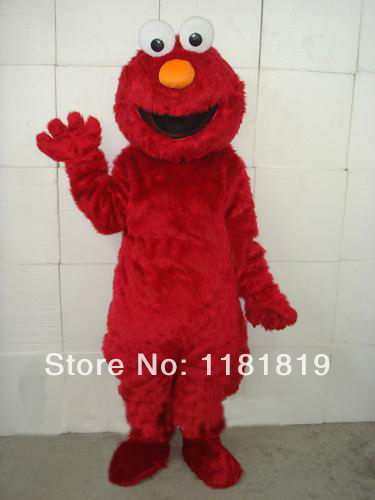 Cookie and ELMO Mascot costume custom  fancy costume anime cosplay theme fancy dress carnival costume