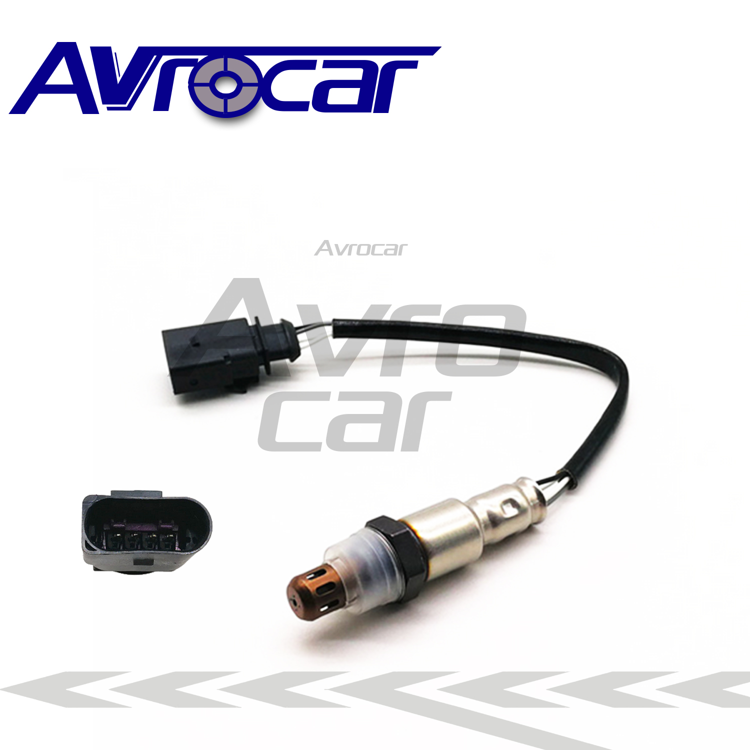 AVROCAR O2 Oxygen Sensor 03C906262AS Fit For VW LAVIDA NEW PASSAT TOURAN TIGUAN SKODA SUPERB OCTAVIA 1.4T DOWNSTREAM REAR Lambda