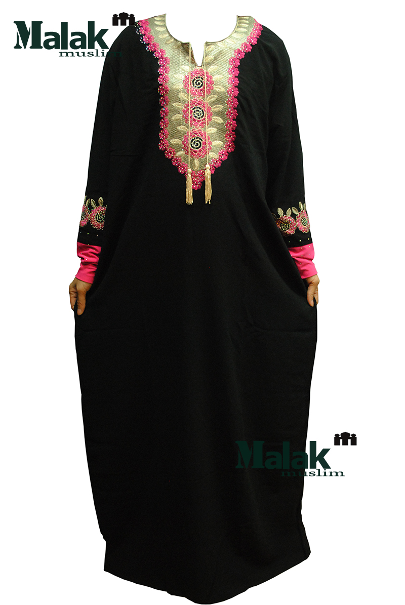 Free shipping new female islamic clothing kaftan jilbabs
