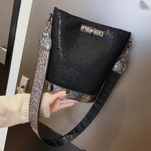 2020 Spring New Arrival Sequins Women Bag Fashion Handbag Luxury Leather Shoulder Bags Small Crossbody Bags For Women Brand Sac