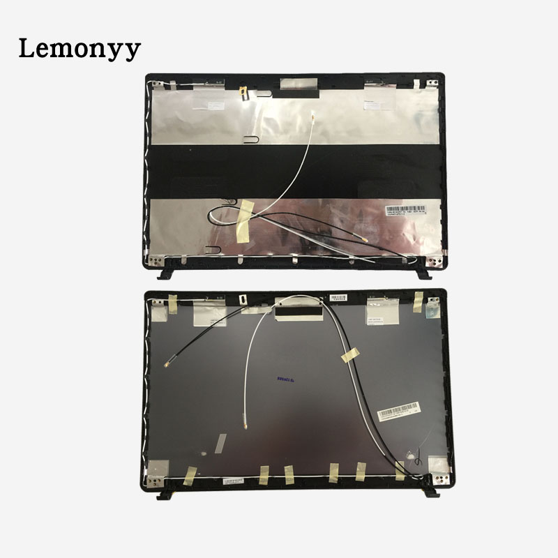 Laptop shell For ASUS K55 K55V K55VD A55V K55A X55 U57A X55A Top LCD Back Cover black/gray A Case original a1706 a1708 lcd back cover for macbook pro13 2016 a1706 a1708 laptop replacement