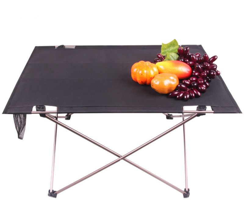 Outdoor super light folding table new Oxford cloth aluminum alloy table aluminum alloy magic folding table blue black bronze color poker table magician s best table stage magic illusions accessory