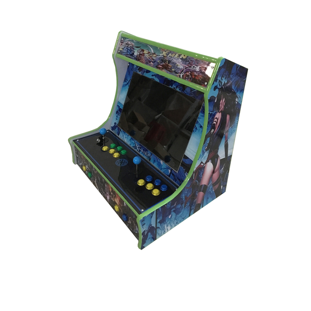 2018 new product multi game Raspberry pie 3 mini arcade machine