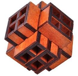 Классикалық IQ 3D ағаш ойыншық ақыл миы - Ойындар мен басқатырғыштар - фото 3