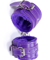 Erotic Fetish Sex Toys For Women ,Bondage Restraints Slave Belt Leather Plush Hand Wrist Cuffs In Adult Games Products