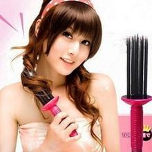 1pcs hair curlers tool Lucky air roll style plastic hair stick [2014017]