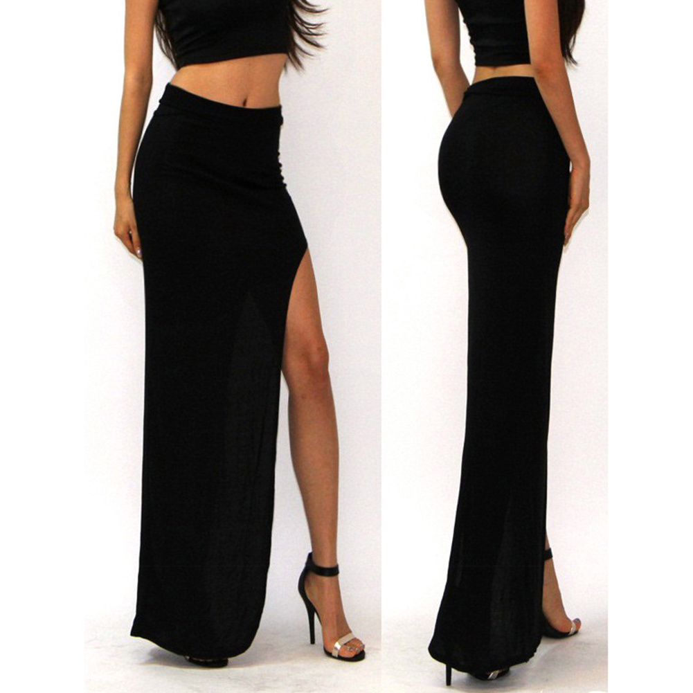 Popular Long Fitted Maxi Skirt-Buy Cheap Long Fitted Maxi Skirt ...