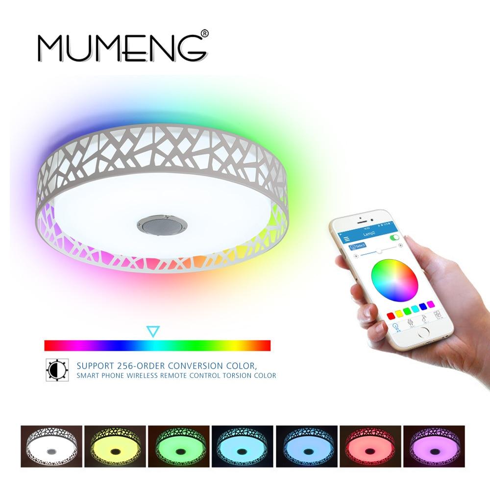 mumeng lampa sufitowa LED Możliwość ściemniania Sypialnia 36 W - Oświetlenie wewnętrzne - Zdjęcie 3