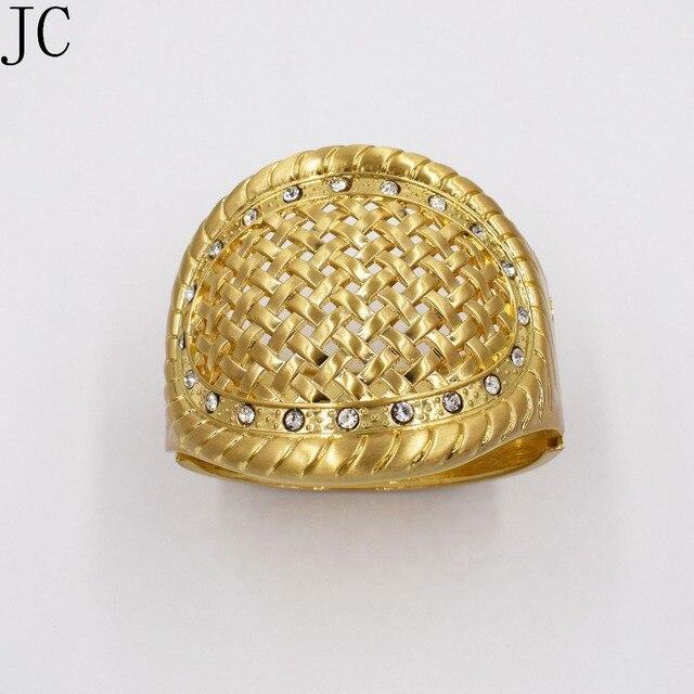 Luxury Dubai Crystal Bracelet Gold Filled Bangles For Women Wholesale Elegant Pearl Jewelry Cuff Bangle