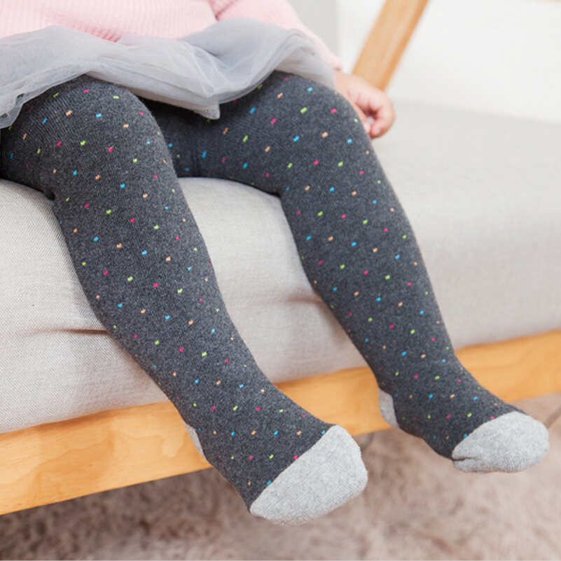 Winter Kids Tights For Girls Boy Pantyhose Stockings