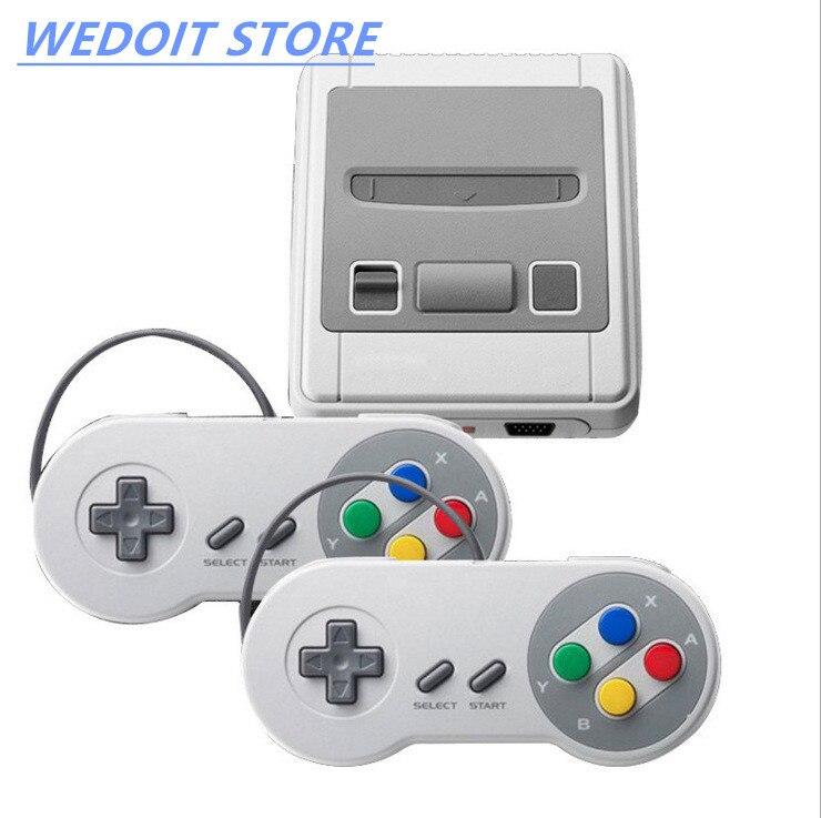 Mini TV consola de juegos soporte HDMI 8 poco retro video game Console incorporada 621 Classic TV juegos handheld vídeo de la familia juego