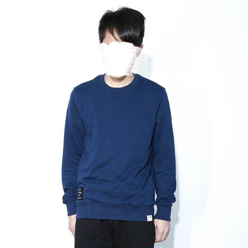 2018 New Fashion Solid color Clothing Men Candy colors Hoodie Sweatshirt Autumn/Winter Casual Sweatshirt Men Hoodies M-3XL