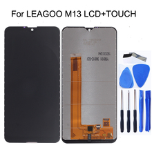 6.1 Original LCD Display for LEAGOO M13 digitizer assembly replacement leagoo m13 repair parts Screen lcd display Tools