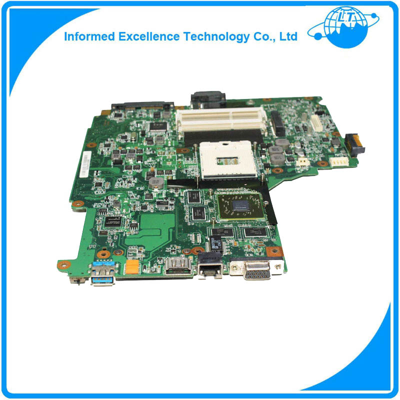 free shipping for ASUS N61JA laptop motherboard mainboard N61JA  support I5 cpu 100% Tested & Guaranteed