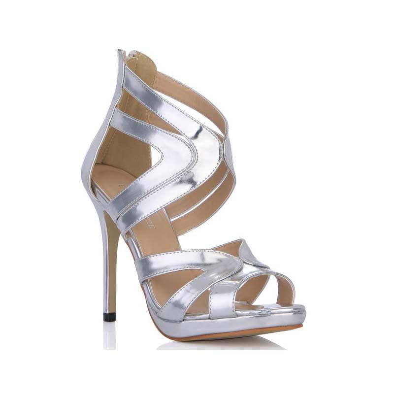 ФОТО 2016 summer gladiator high heels sandals rome women zipper cool boots fashion cut-outs ladies shoes platform open toe sandalias