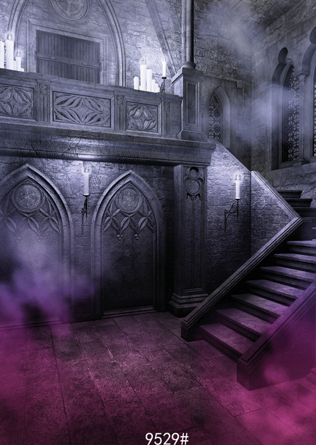 horror room halloween carnival party photography background studio