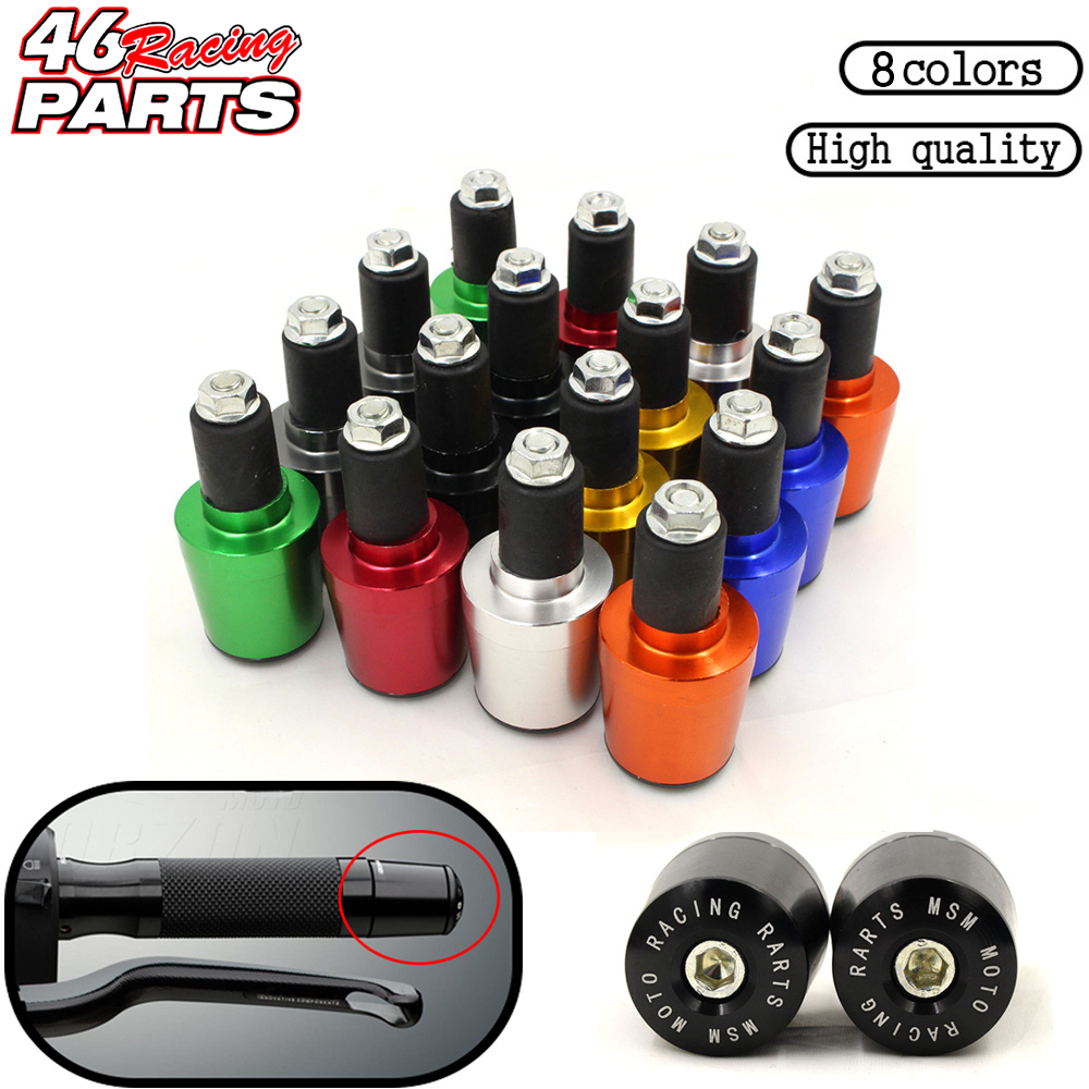купить CNC 22MM Handlebar Grips Handle Bar Cap End Plugs For SUZUKI GSR750 Hayabusa GSX1300R GN250 Bandit 400/600/1200 Dl650 GSX-S1000 по цене 373.31 рублей