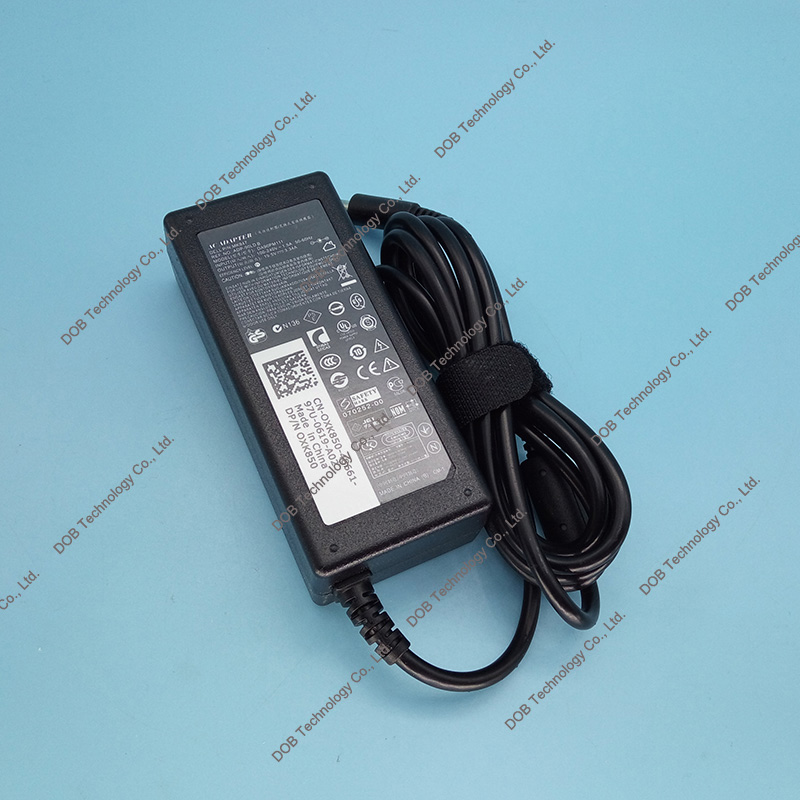 19.5V 3.34A 65W laptop AC power adapter charger for Dell Inspiron 15 3551 3567 3552 3558 5551 5552 5555 5558 5559 7568 P28E P57G new power button board for dell inspiron 14 5455 15 5555 5558 5559 3558 switch board ls b844p