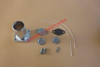 EGR حذف عدة والأنابيب صالح لشركة فولكس فاجن بيتل جولف جيتا MK4 ALH فولكس واجن 50 مللي متر
