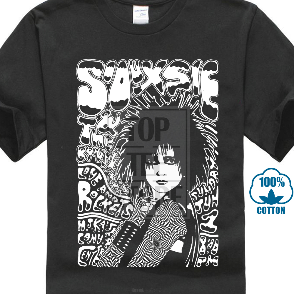 WOMENS HOODIE SIOUXSIE /& THE BANSHEES ONCE UPON A TIME POST PUNK GOTH 80s S-XL