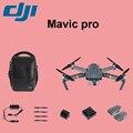 DJI Mavic Pro На Складе Mavic Pro Fly combo Летательный Аппарат С 4 К HD Камера Складной FPV Drone mavic pro углерода 4 К Selfie FPV GPS мини