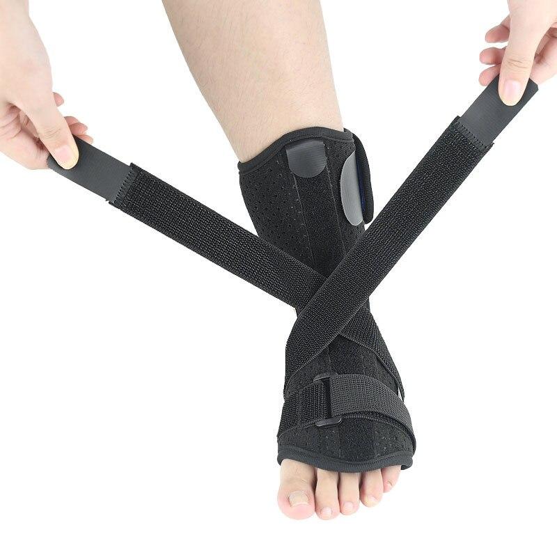 1pc Drop Foot Brace Orthosis Plantar Fasciitis Dorsal Splint Support Aluminum Splint Ankle Orthotic Achilles Tendinitis1pc Drop Foot Brace Orthosis Plantar Fasciitis Dorsal Splint Support Aluminum Splint Ankle Orthotic Achilles Tendinitis