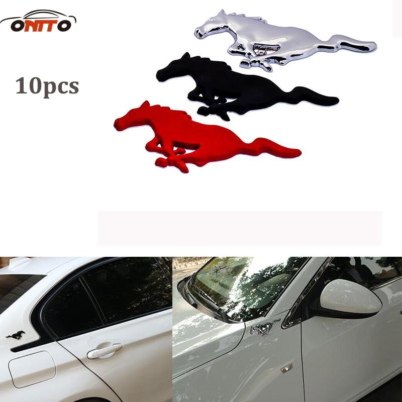 Hot selling 1pcs car 3D Metal label body Emblem Sticker Trunk Logo Decoration badge Car styling