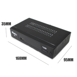 Image 2 - S2 Pluto S9 HD Digital Satellite Receiver DVB S2 TV Tuner Receptor                MPEG/4 H.264 Support Youtube Bisskey USB WiFi