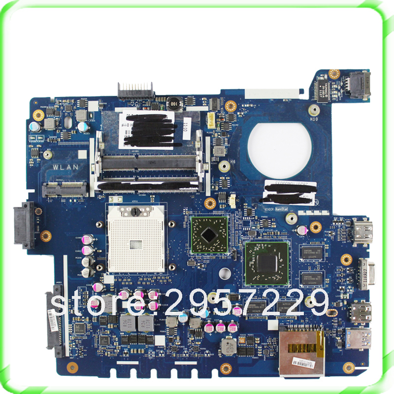 K53TA K53T K53TK Motherboard For Asus QBL60 LA-7522P mainboard USB3.0 DDR3 fully tested free sipping my tc245
