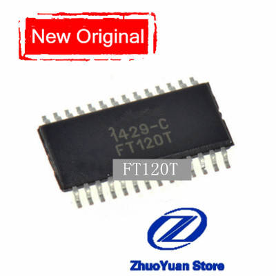 FT120T-R FT120T FT120 TSSOP28 IC Chip New Original In Stock