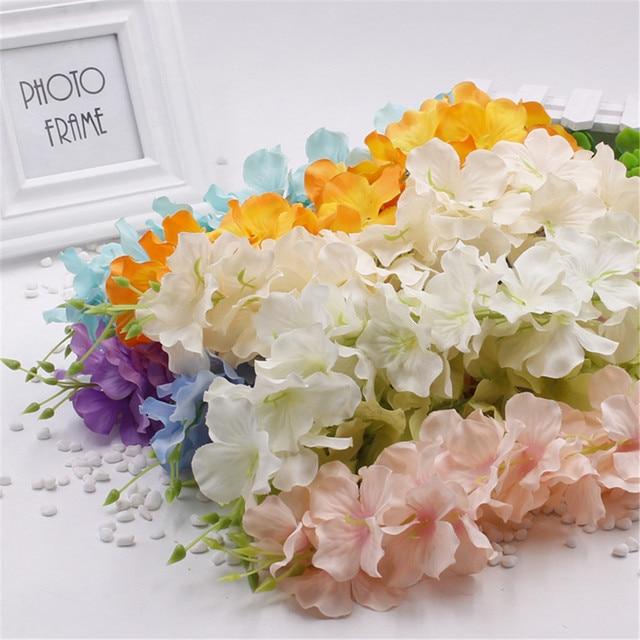 1 Stücke Rattan Streifen Glyzinien Künstliche Blume Reben Für Hochzeit Home  Party Kinderzimmer Dekoration DIY Handwerk