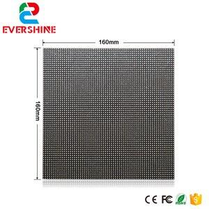 Image 3 - Evercollectvision 64x64 p2.5 실내 smd2121 1/32 스캔 풀 컬러 led 모듈 패널 디스플레이 160x160mm rgb led 매트릭스 벽 스크린