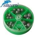 SMART 20 шт./кор.  свинцово-свинцовая установка для ловли окуня  2 5-14 г