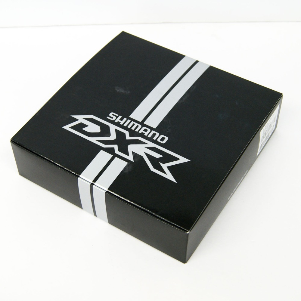 Silver Shimano DXR MX70 V-Brake Rear