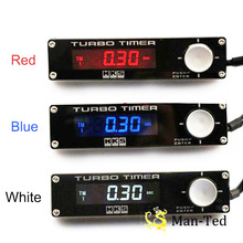 Special car-styling Universal Auto Turbo Timer LED White Red Blue Digital Led display Car Turbo Timer