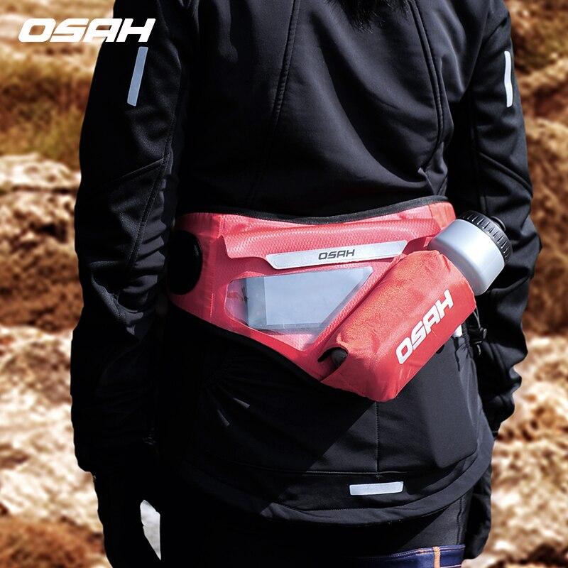 Professional waterproof waist bag Cycling Running men and women sports Waist Packs Outdo ...
