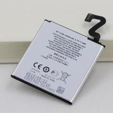 ISUNOO 5 шт./лот 2000 мАч батарея мобильного телефона BP-4GW для Nokia Lumia 920 920 T BP 4GW BP4GW internel замена батареи
