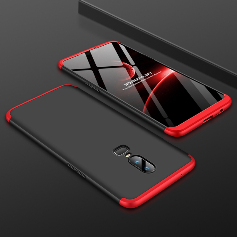 Oneplus 6 Armor Case Hard PC Phone Protective Shell oneplus 6 Cover Back one plus 6 Case oneplus6 one plus 6 Bumper Case