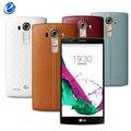Оригинальный Разблокирована LG G4 H815 ЕС Гекса Ядро Android 5.1 3 ГБ RAM 32 ГБ ROM 5.5 дюймов Сотовый Телефон 16.0 МП Камера 4 Г LTE