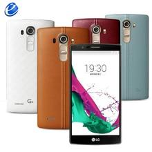 Original Unlocked LG G4 H815 EU Hexa Core Android 5.1 3GB RAM 32GB ROM 5.5 inch Cell Phone 16.0 MP Camera 4G LTE