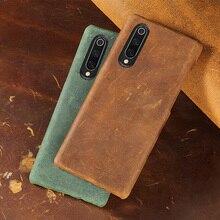 Чехол для телефона чехол для Xiaomi mi 5s 6 8 9 A1 A2 lite Max 2 3 mi x 2 s Poco F1 Crazy Horse кожаный чехол для Redmi Note 4 4x 4A 5 Plus