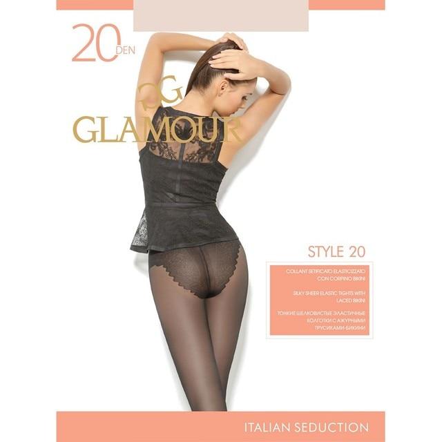 Колготки женские GLAMOUR STYLE 20
