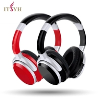 ITSYH New Wireless Headphones Bluetooth Headphones For Girls Headset For Iphone Support Of TF Card 3