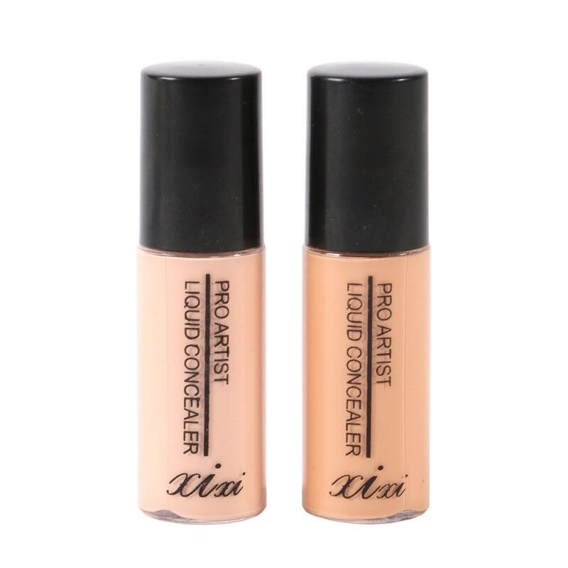 PRO Hide Blemish face Care Concealer Palette whitening Liquid Concealer Cream Makeup Cream Contouring Makeup Base UR42