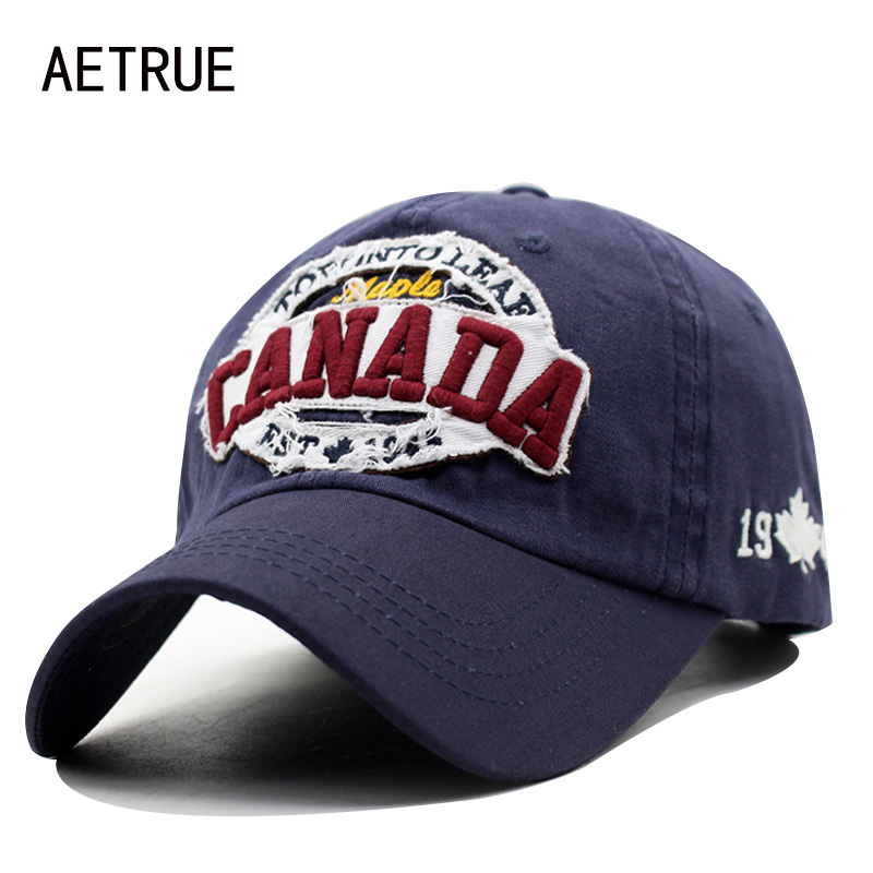 100% Cotton Baseball Cap Men Snapback Caps Casquette Hats For Men Women Hip hop Bone Canada Gorras Fashion Brand New Cap 2017