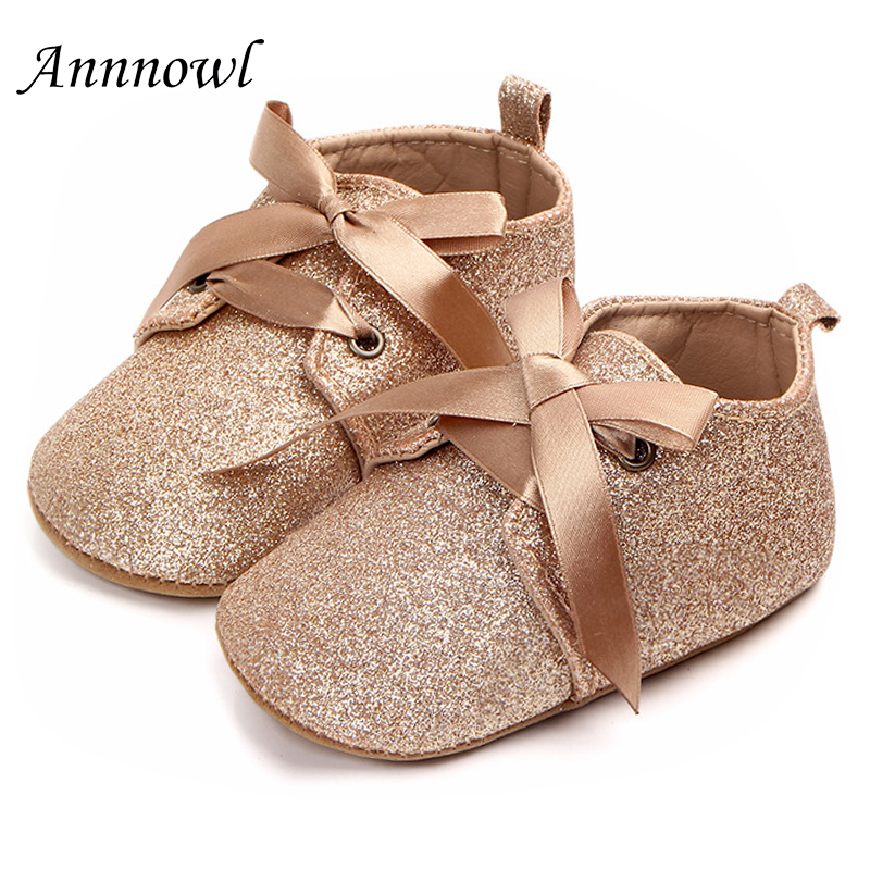 Fashion Brand Baby Girl Shoes for 1